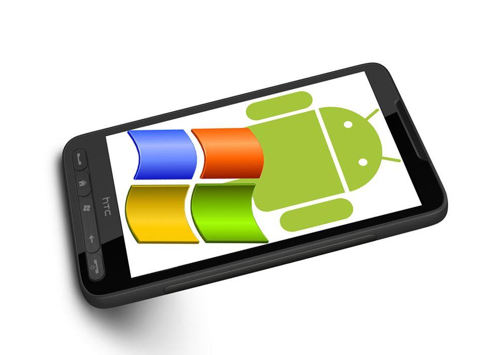 Windows og Android i samme telefon