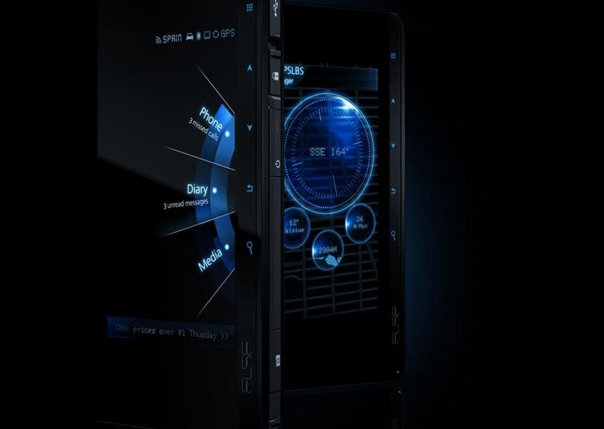 Nytt operativsystem for mobiltelefoner