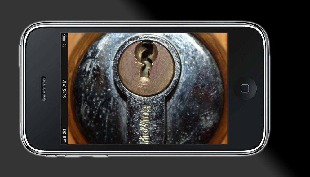 Iphone atter stengt for jailbreaking
