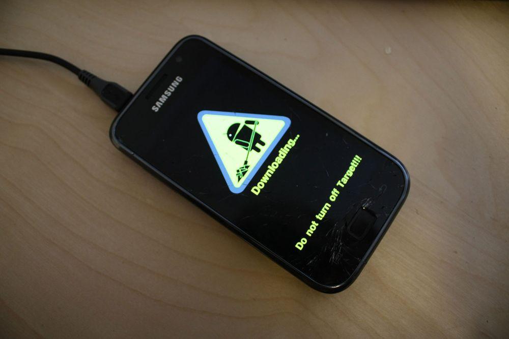 Nå kan du oppdatere Galaxy S