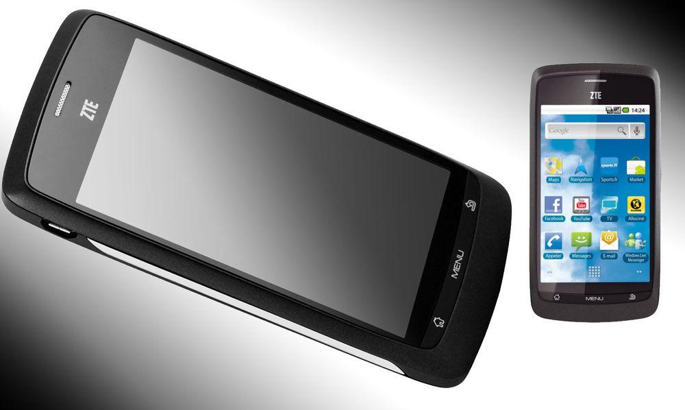 ZTE lanserer billig-Android