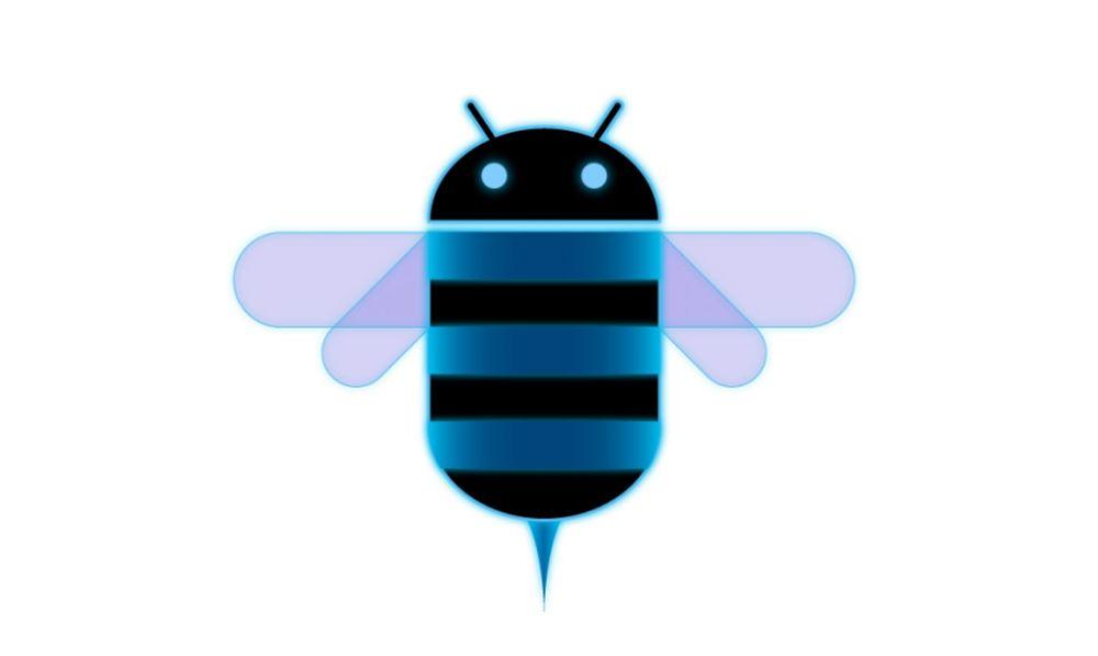 Dette er Android 3.0 Honeycomb-logoen