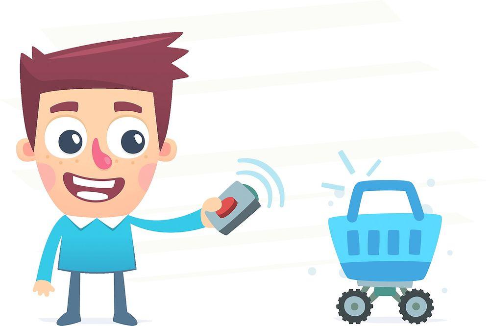 Kundene automatiserer innkjøpsprosessene sine og selgerne står på siden.