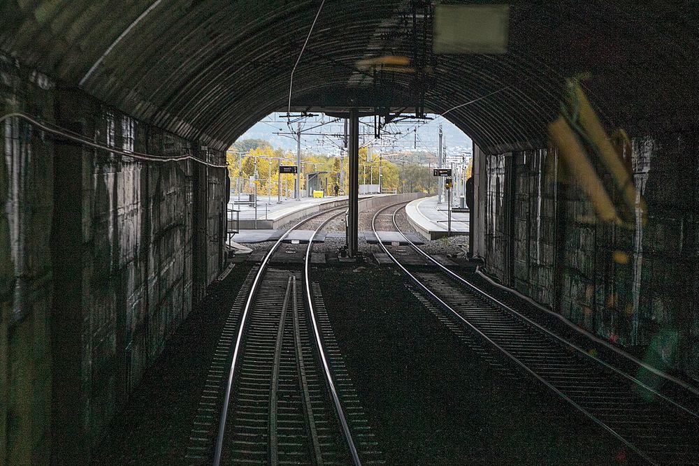 I løpet av 2015 skal det være installert akseltellere langs hele Drammenbanen.