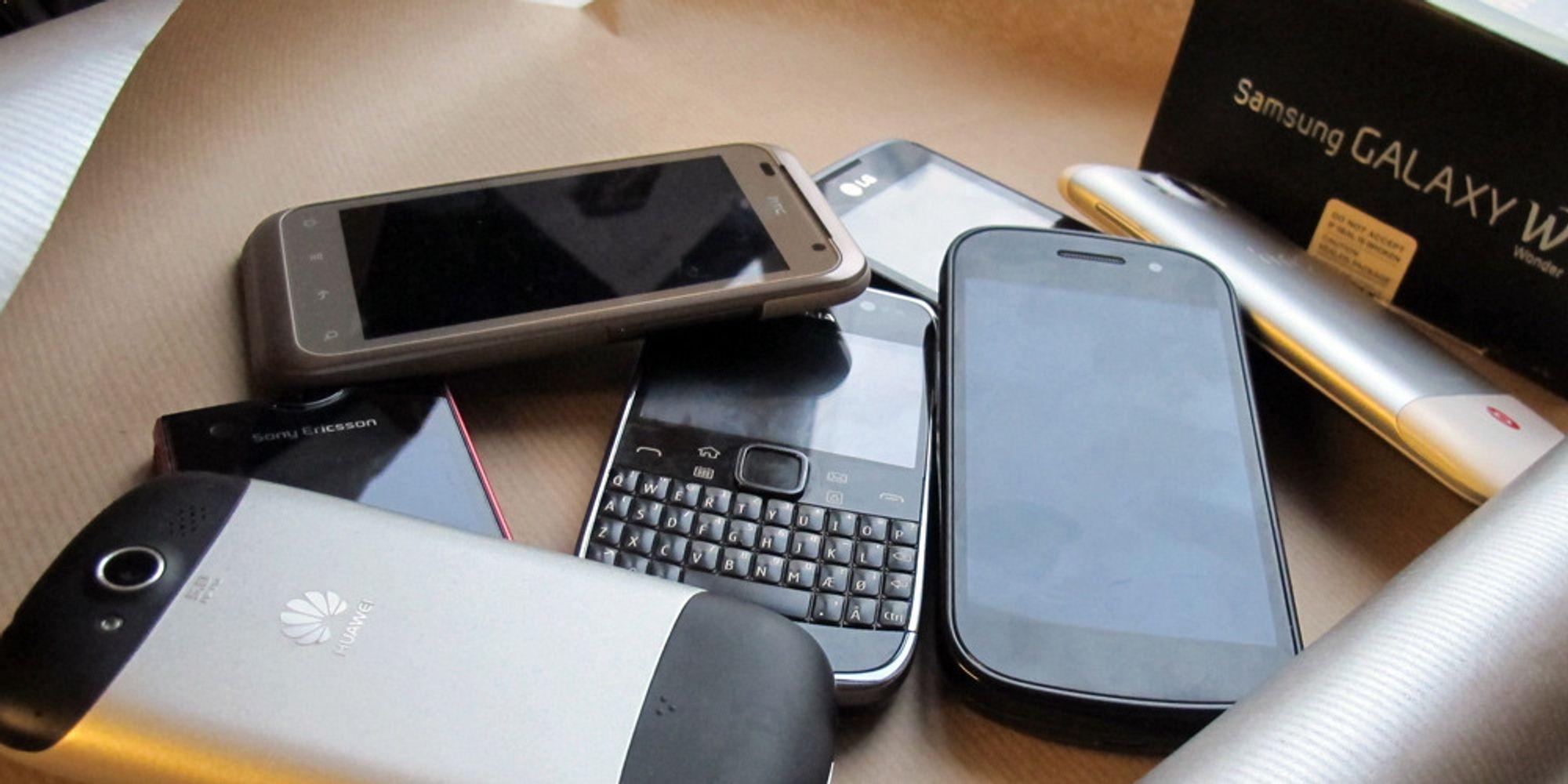 Tips for deg som skal kjøpe mobil i gave