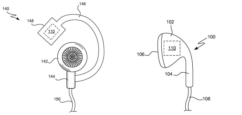 En ny komponent skal kunne plasseres i ulike typer hodetelefoner og sannsynligvis samarbeide med sportstrackere på mobiltelefon. Den skal kunne monteres både på innsiden og på utsiden av hodetelefoner og øreplugger.