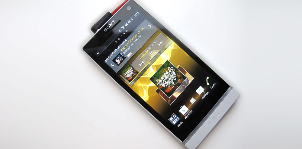 Test: Sony Xperia S