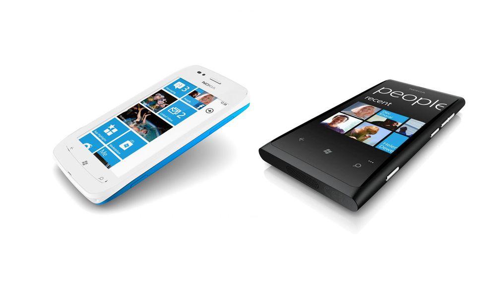 Lumia kommer om en måned