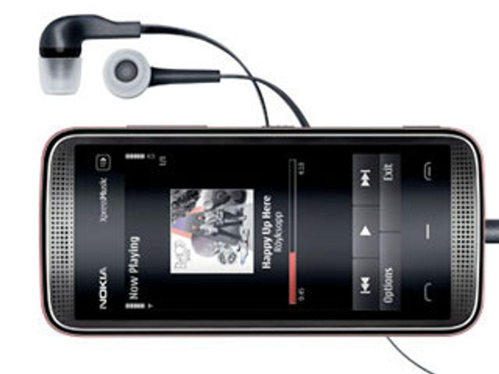 Nokia 5530 Expressmusic