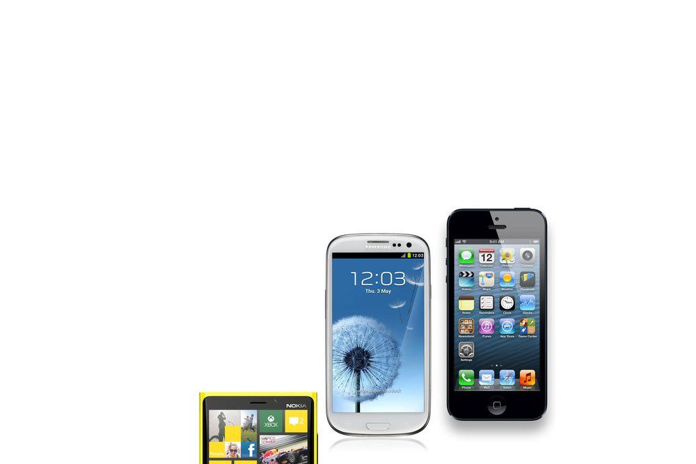 Disse mobilene solgte best i februar