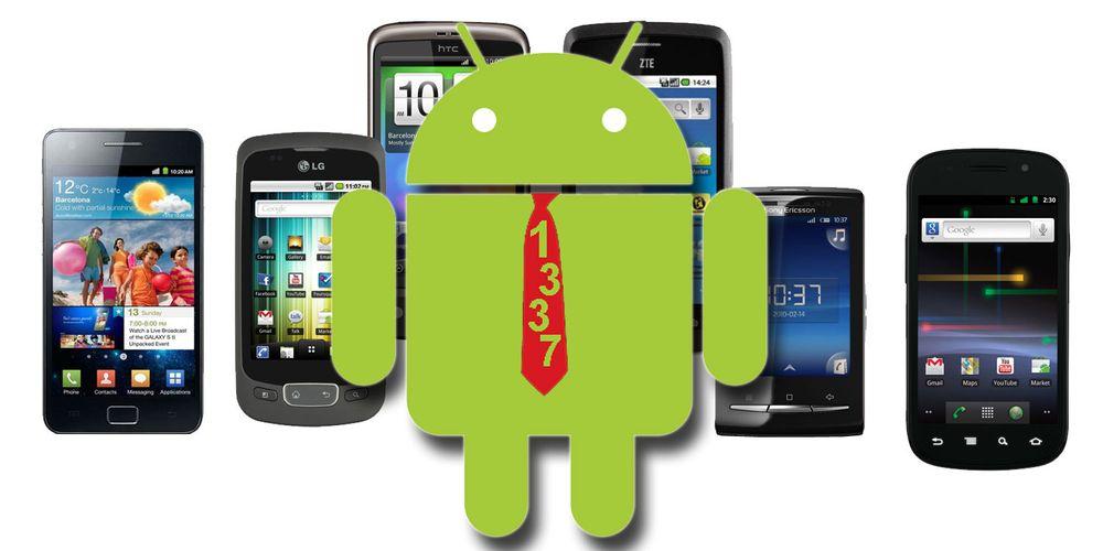 Android dominerte fjerde kvartal