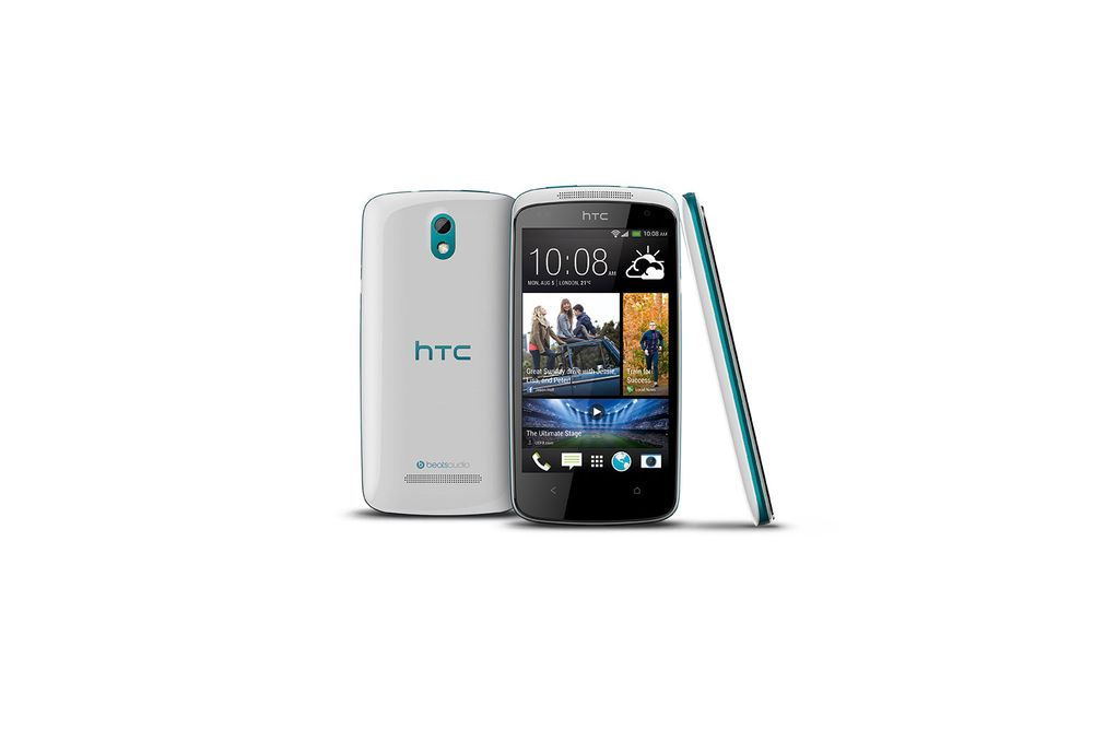 TEST: Ny Desire fra HTC