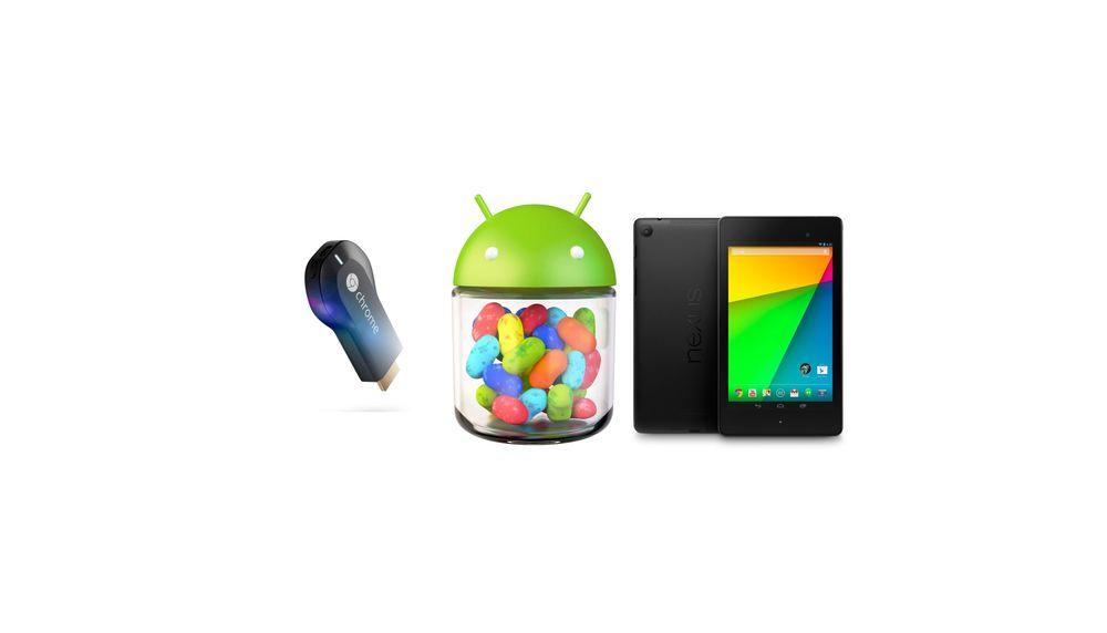 Google lanserer Android 4.3