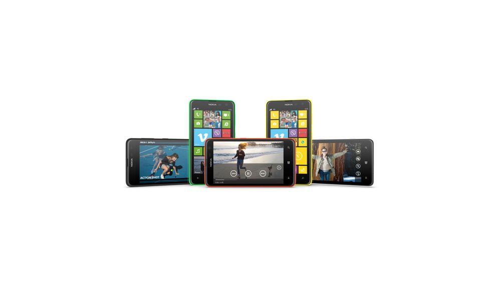 Ny Lumia med stor skjerm