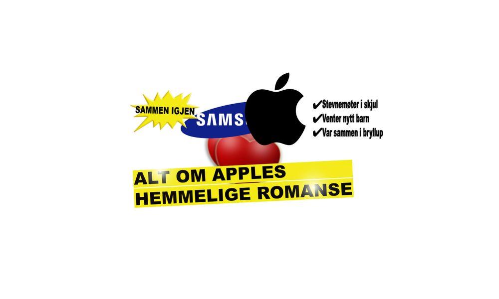 - Apple har inngått ny avtale med Samsung