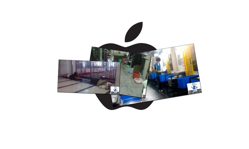 TEST: - Apple-fabrikker utnytter arbeidere