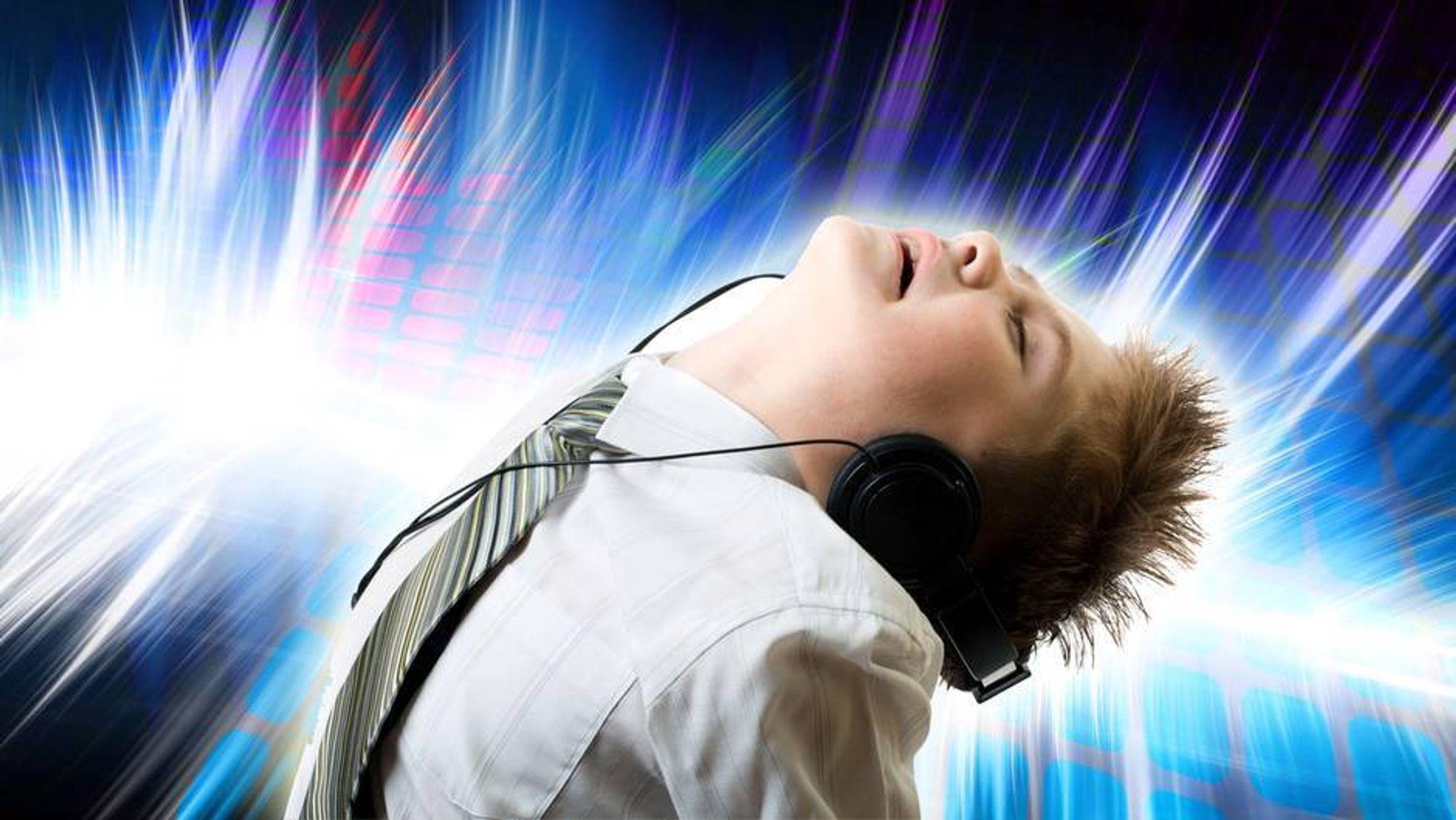 Slik fungerer komprimering av musikk