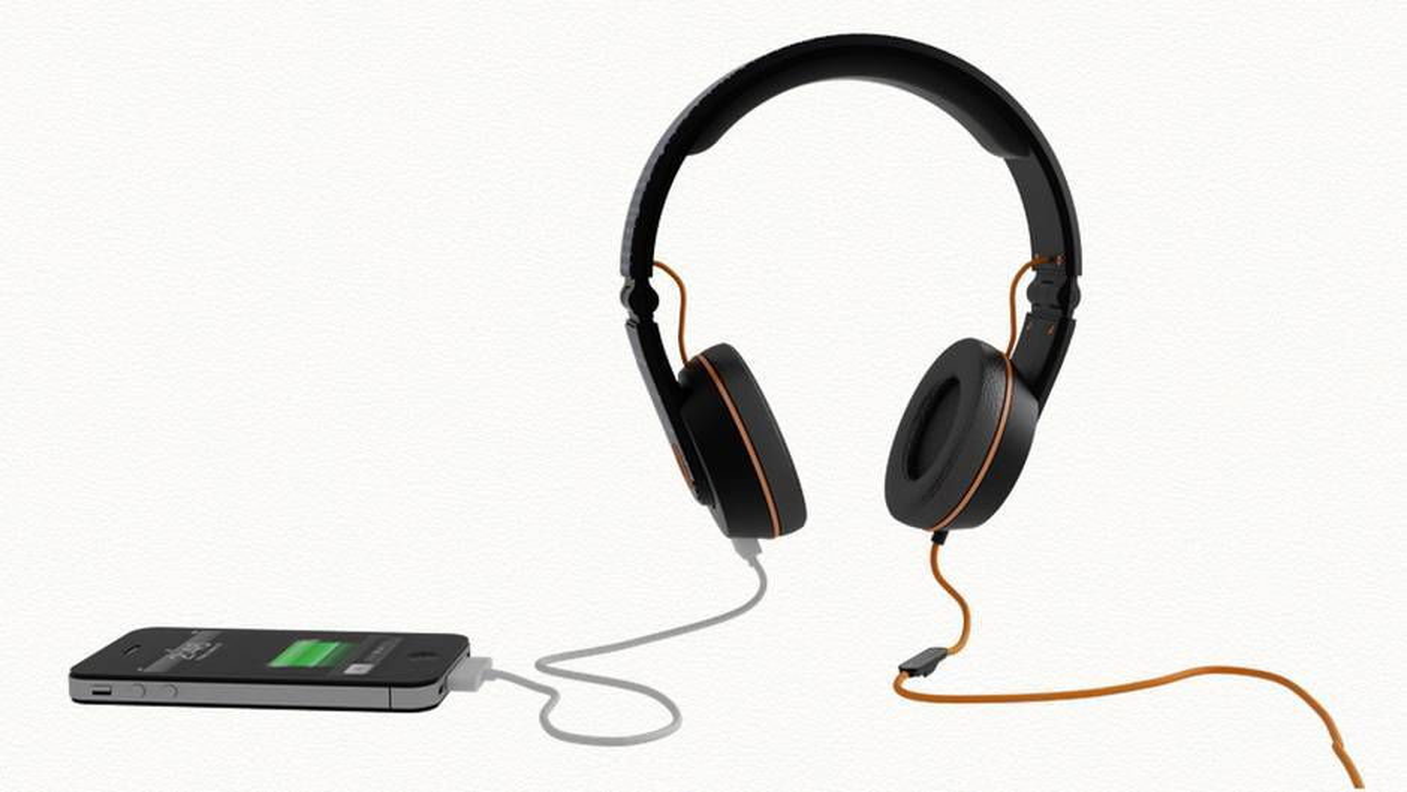 Disse hodetelefonene kan lade mobilen din