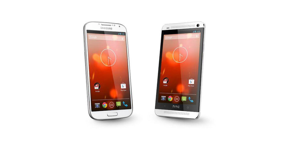TEST: Slik er de rene Android-flaggskipene