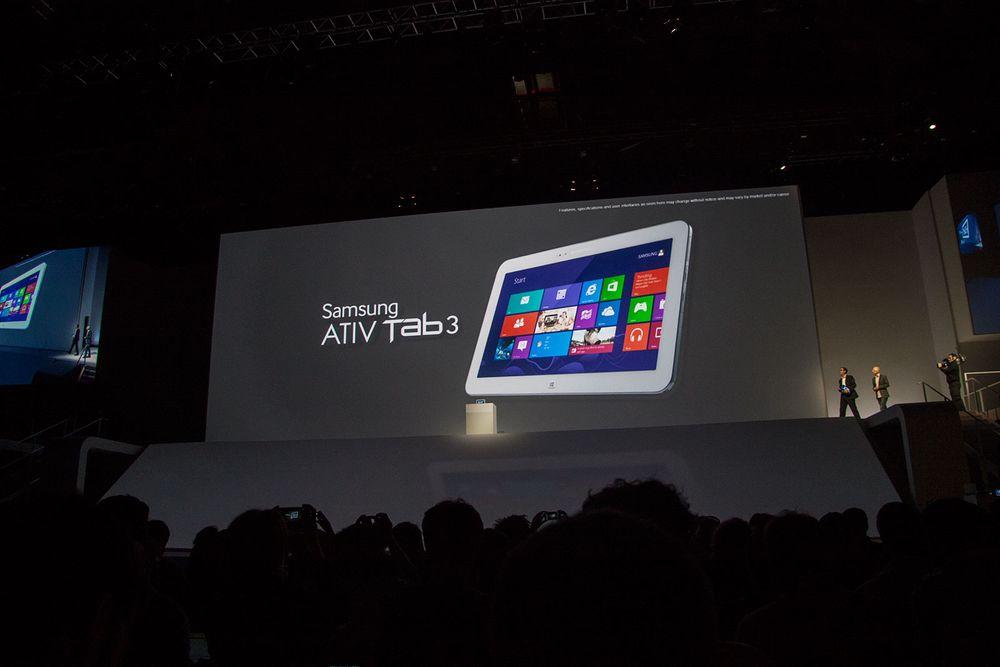 Lyntest: Samsung Ativ Tab 3
