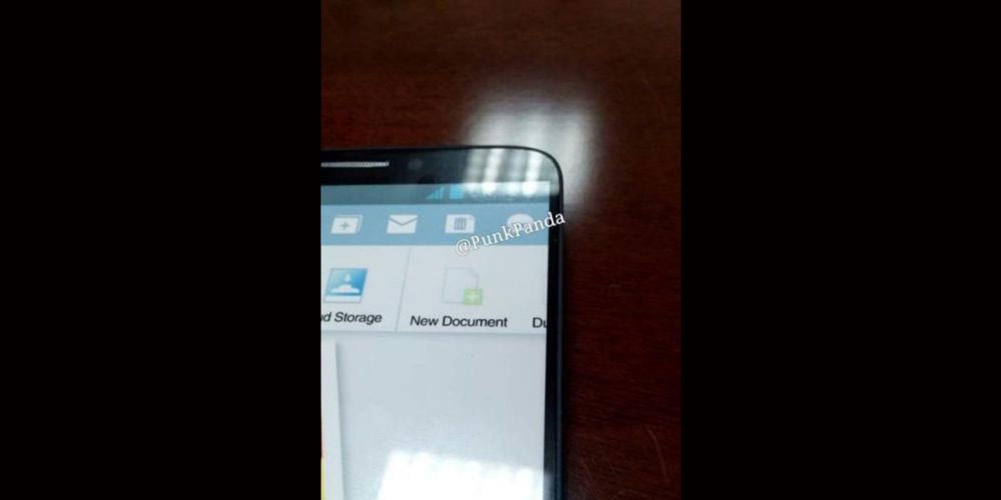 Galaxy Note III lekket igjen