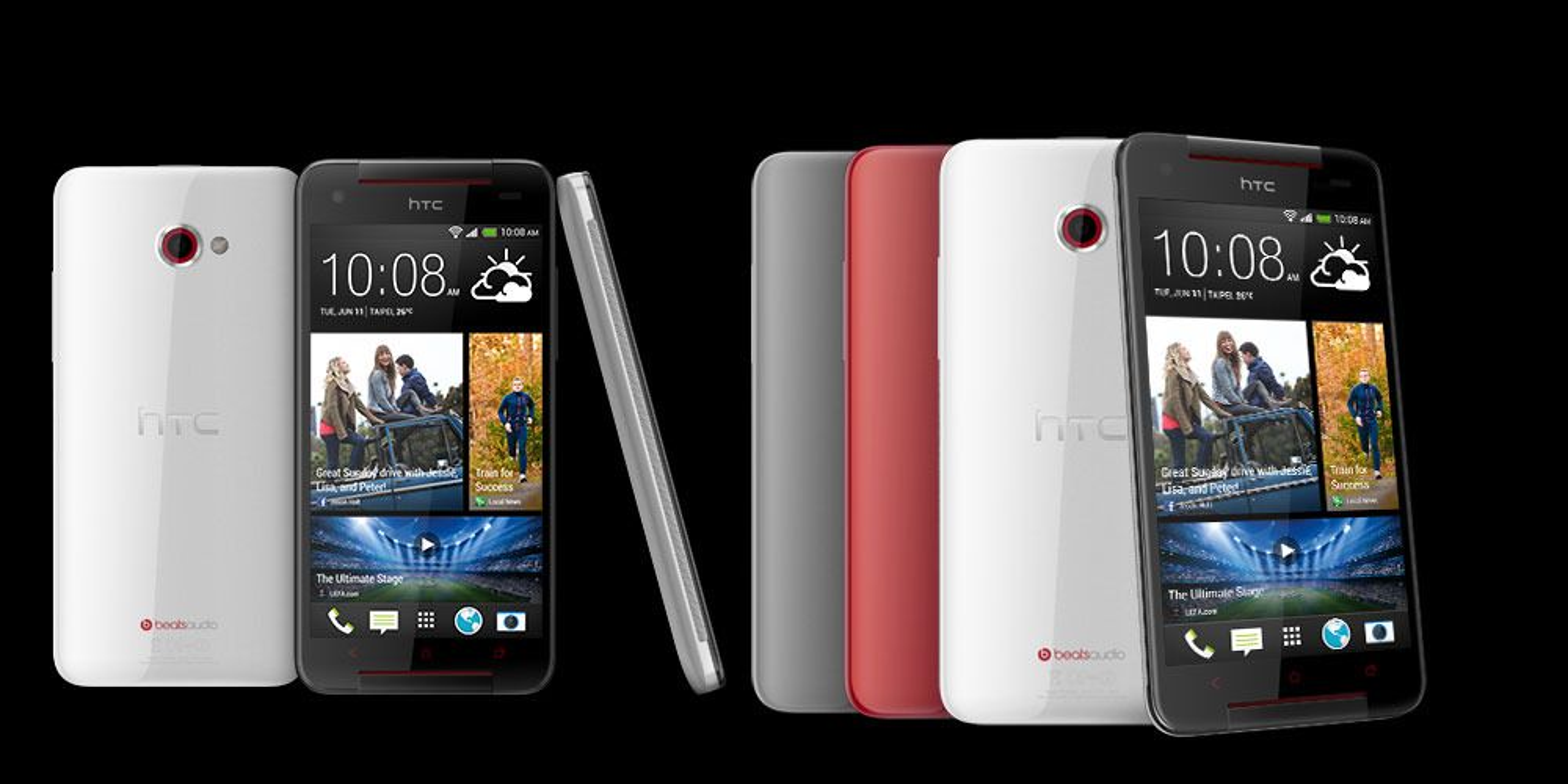 HTC lanserer Butterfly S