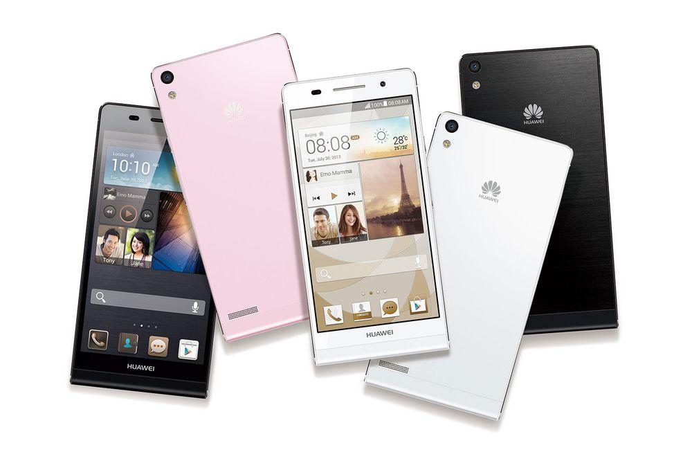 Ny toppmodell fra Huawei