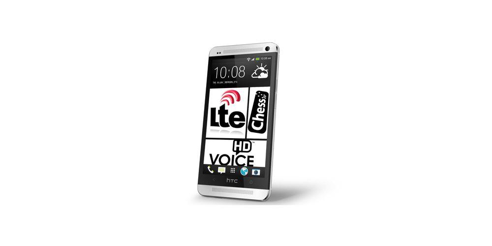 TEST: Chess med HD Voice og LTE på mobilen