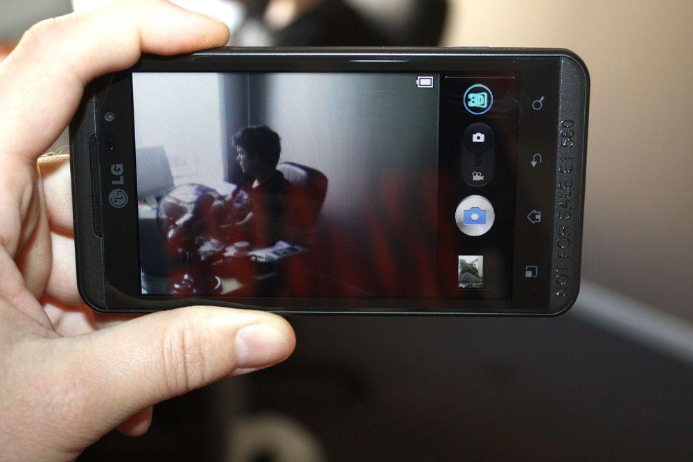 LG Optimus 3D får saftig oppgradering