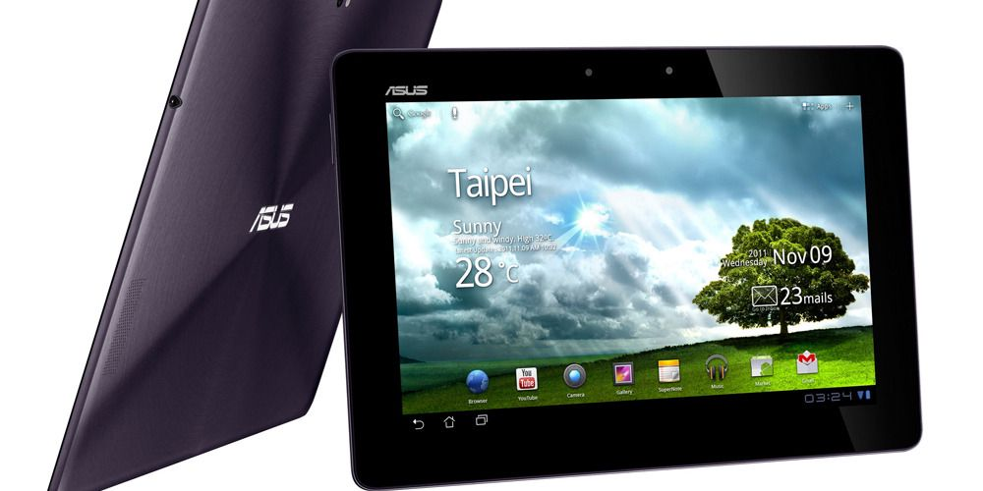 Asus lanserer Hulken-tablet
