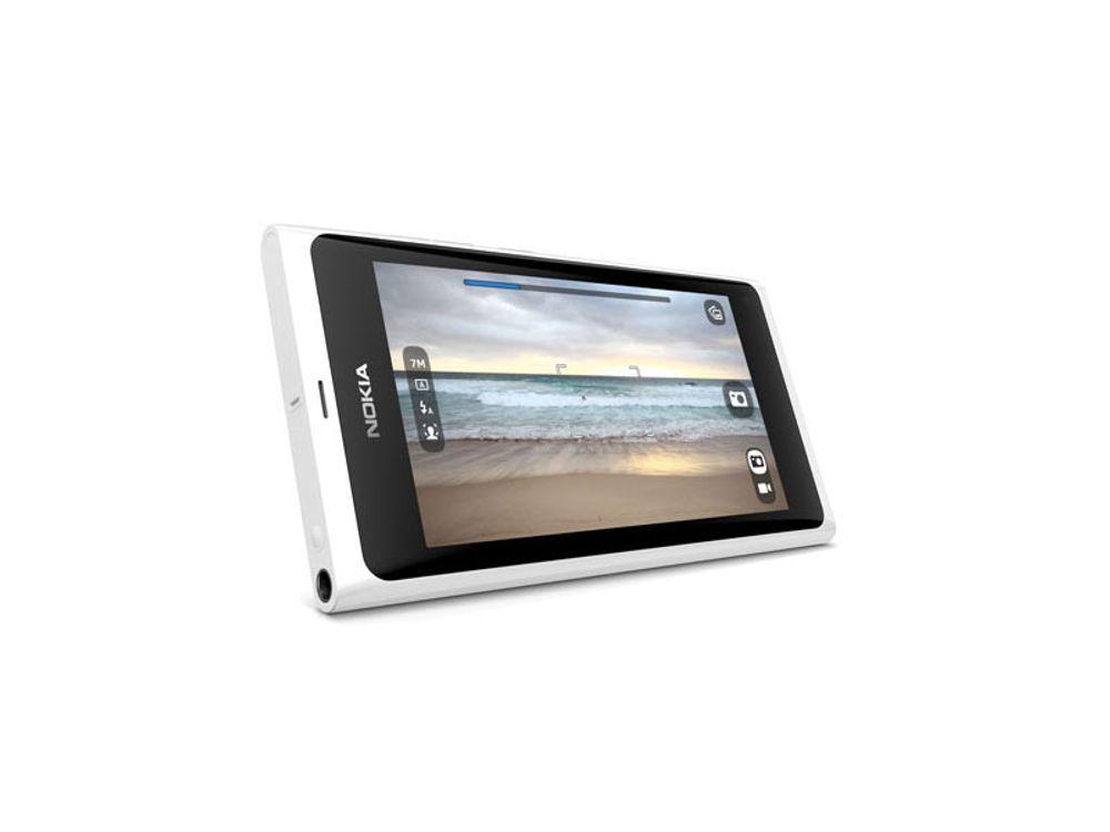 Nokia N9 kommer i hvitt og får oppdatering