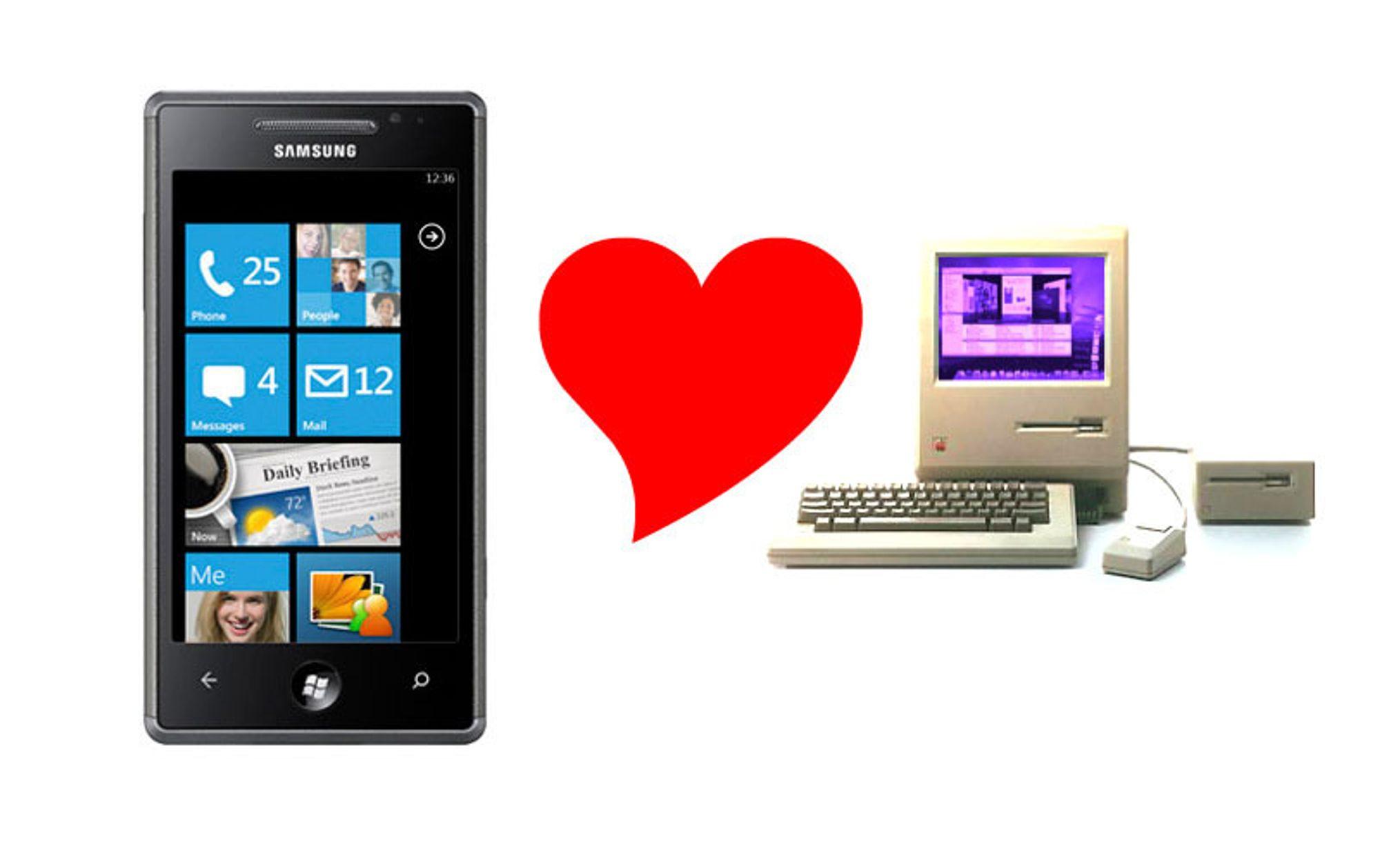 Windows Phone 7 får Mac-støtte