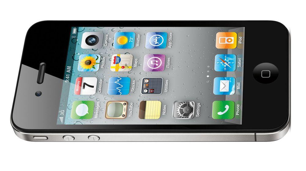 iPhone 4: Sprekker den?