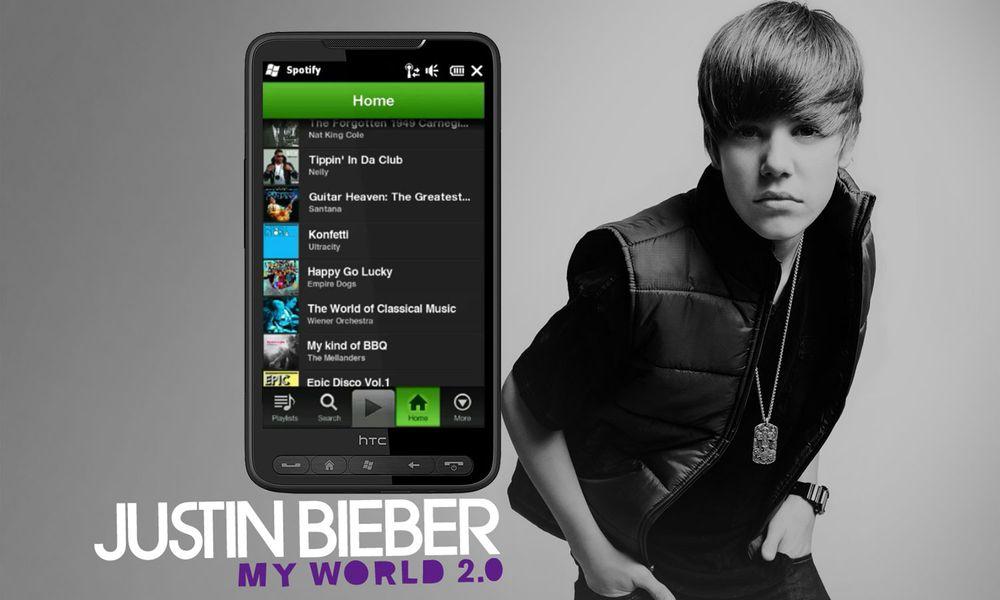 Spotify til Windows-mobiler