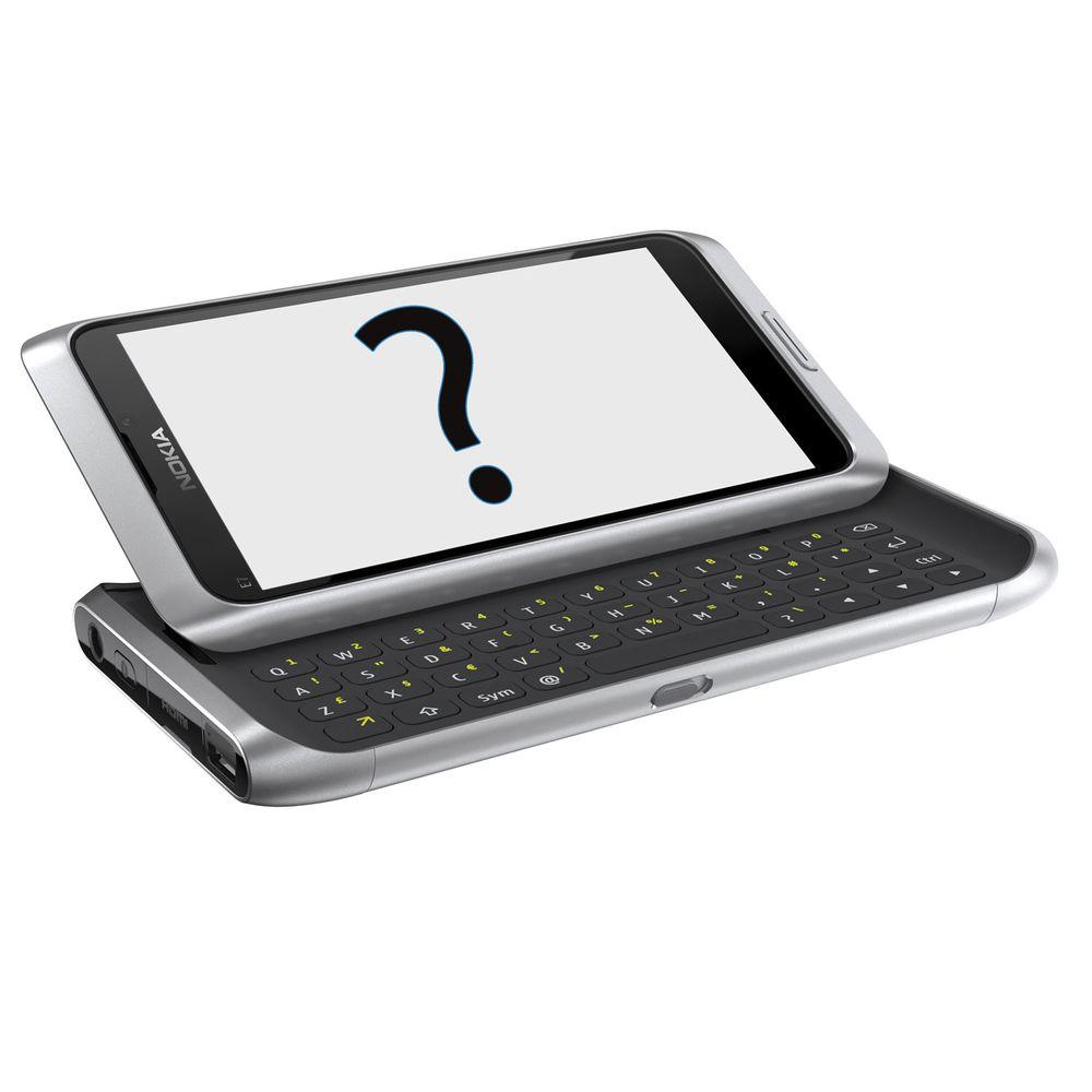 – Nokia tenker kun på maskinvare