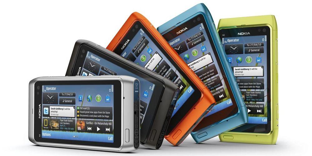 Se reklamefilmen for Nokia N8