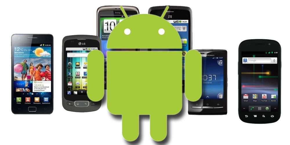 Slik kommer du i gang med Android-mobilen din