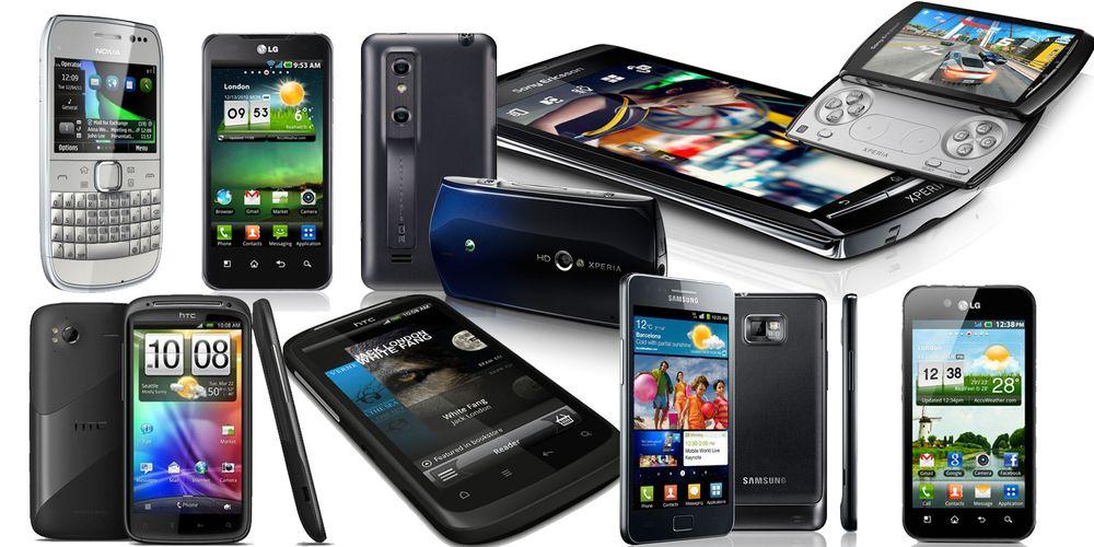 Disse telefonene får du kjøpt i sommer
