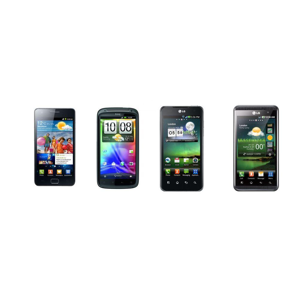 Så sterk er HTC Sensation