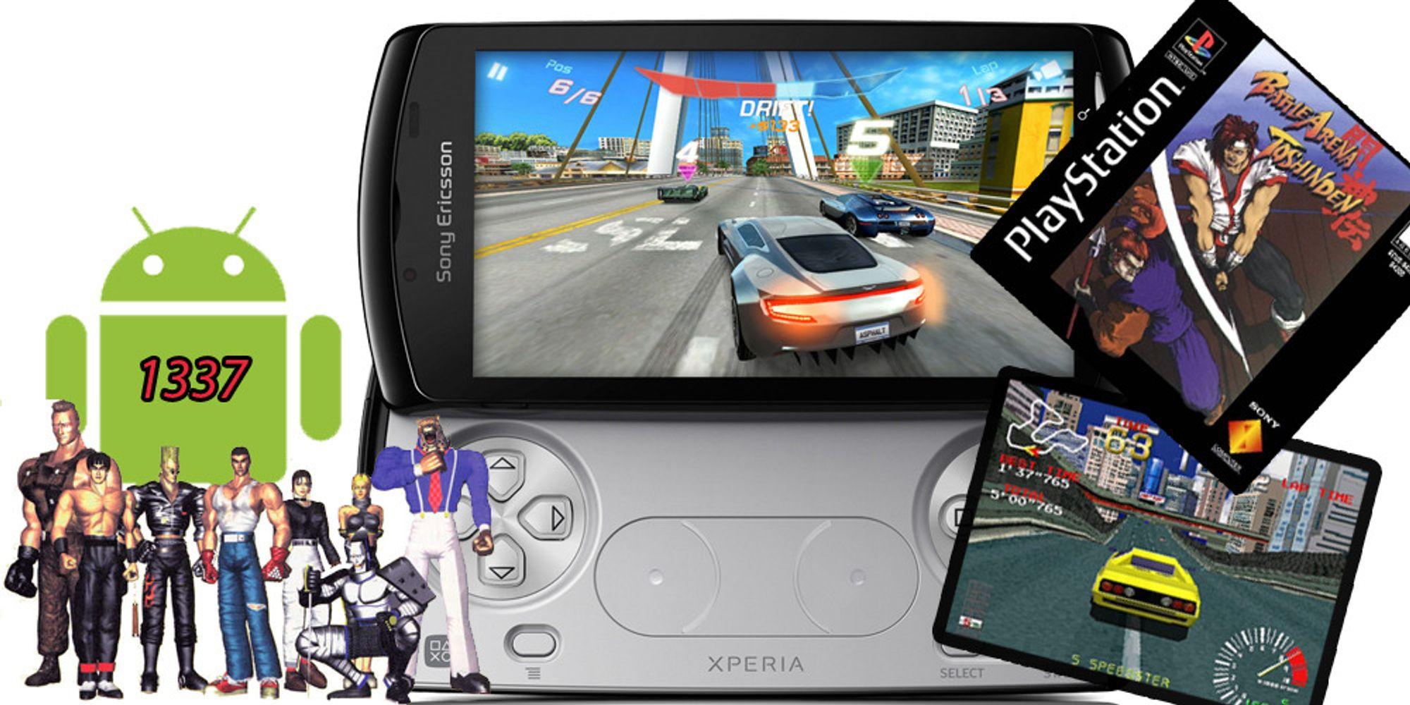 Dette er Playstation Suite