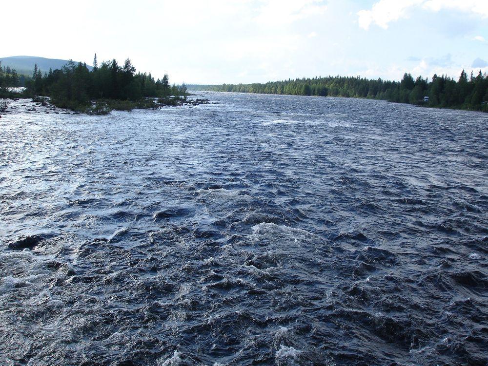 Modellen Musken Senter ønsker å få godkjent av Skatteetaten, vil spare eierne av Lappland kraftverk for grunnrenteskatt. Foto: Muskensenter