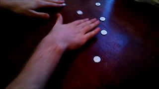 Magnetfrelste Juul og Tobias (21) 3D-printet kreativt brettspill