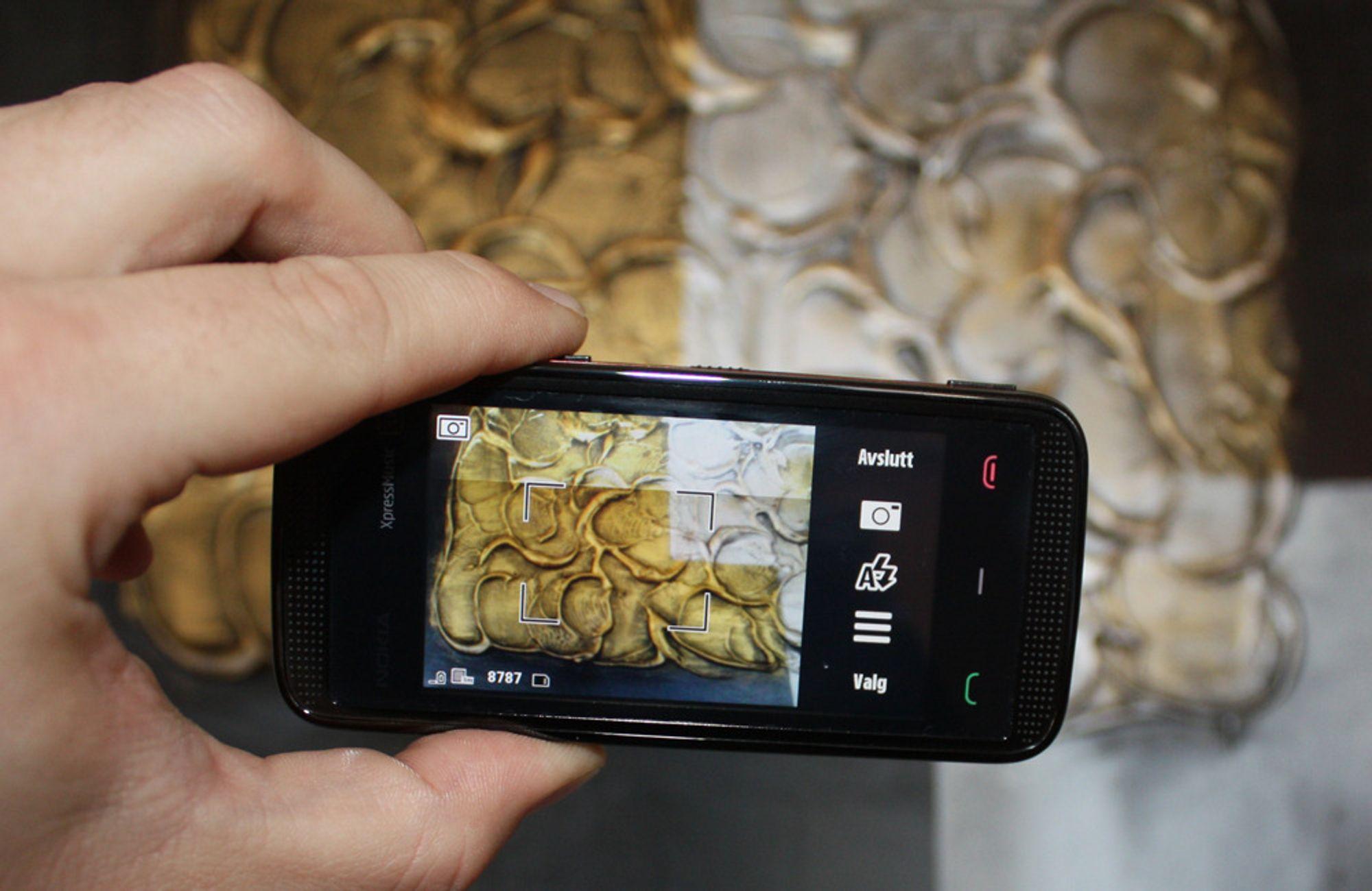 Slik blogger du med mobilen