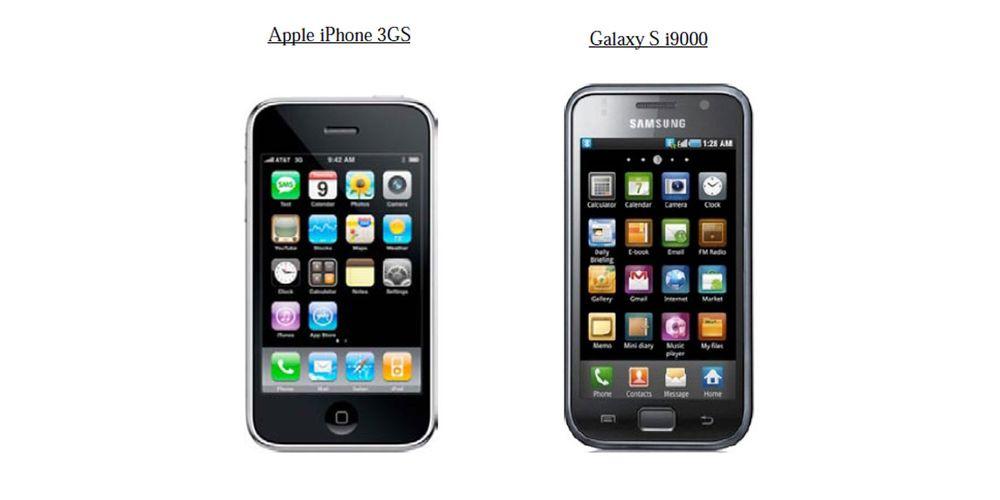 Apple saksøker Samsung for Galaxy
