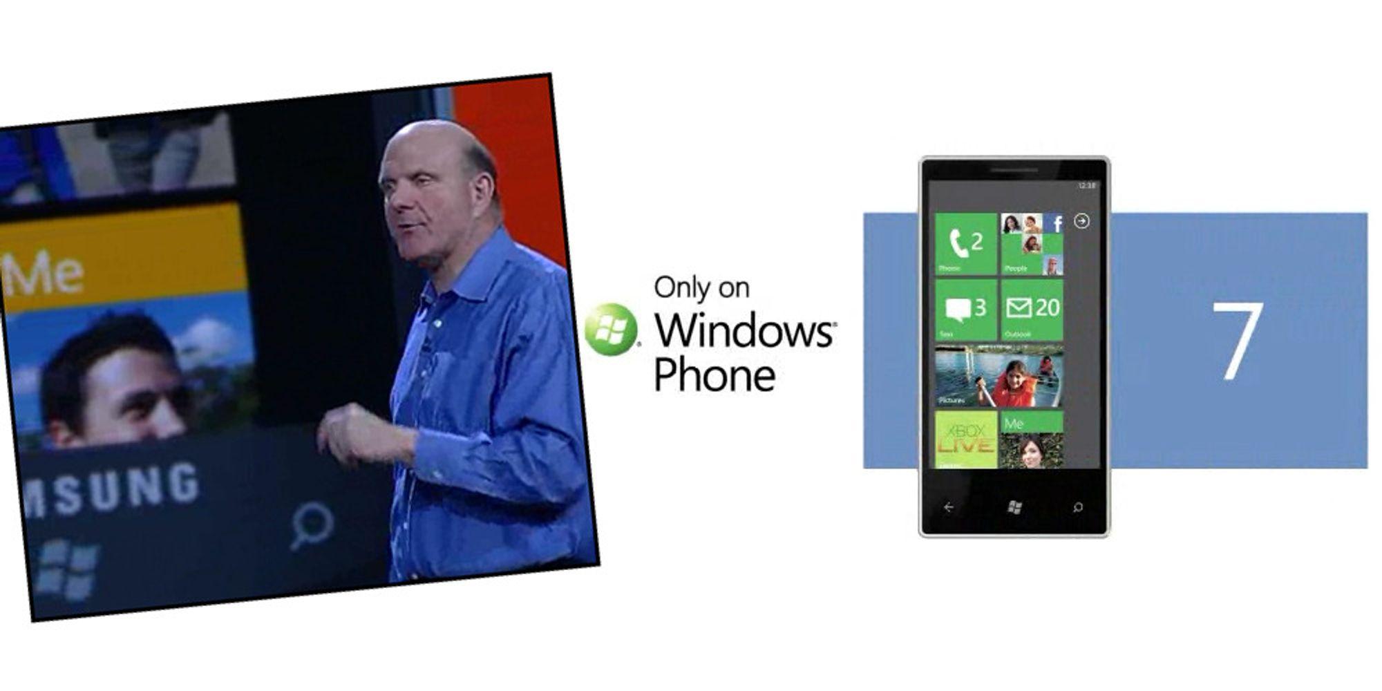 Windows Phone 7 får bedre ytelse