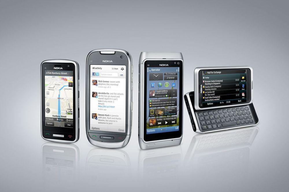 Les dette om du har en Symbian^3-telefon
