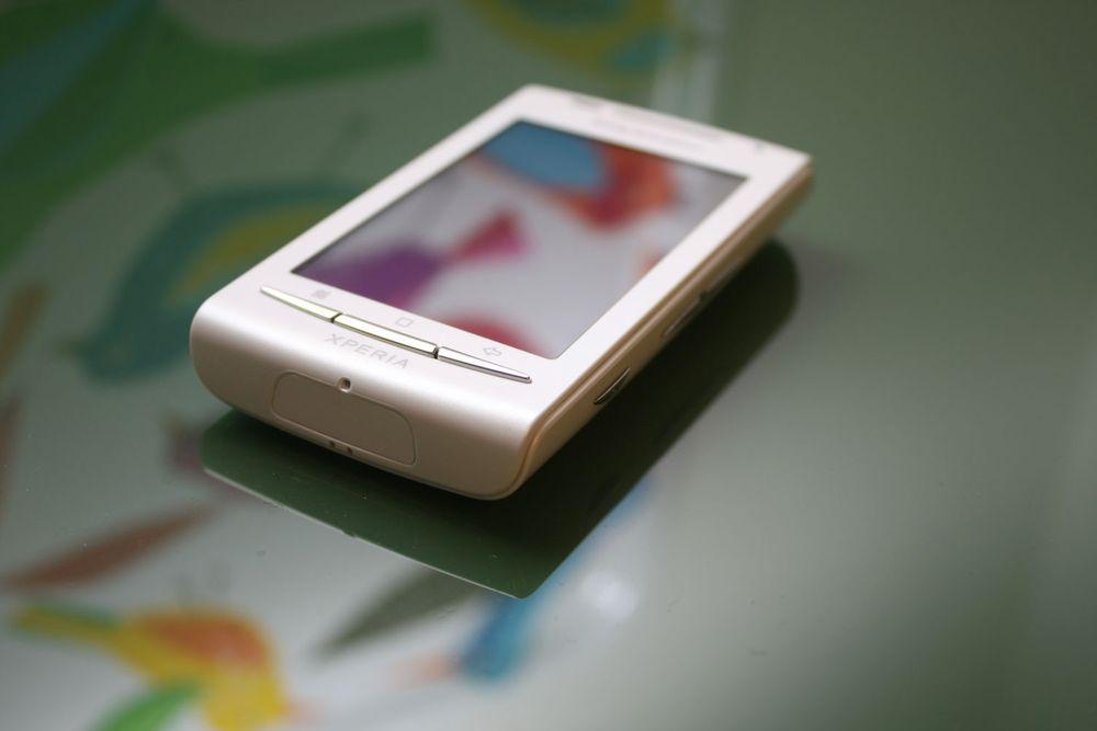 Slik oppdaterer du Sony Ericsson X8