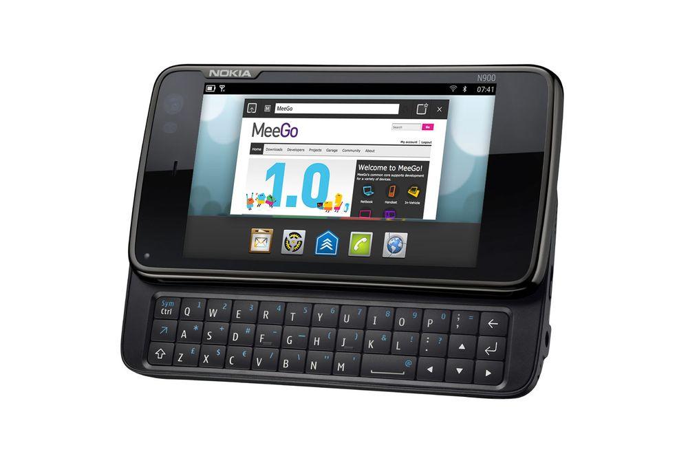 Meego snart klart til Nokia N900