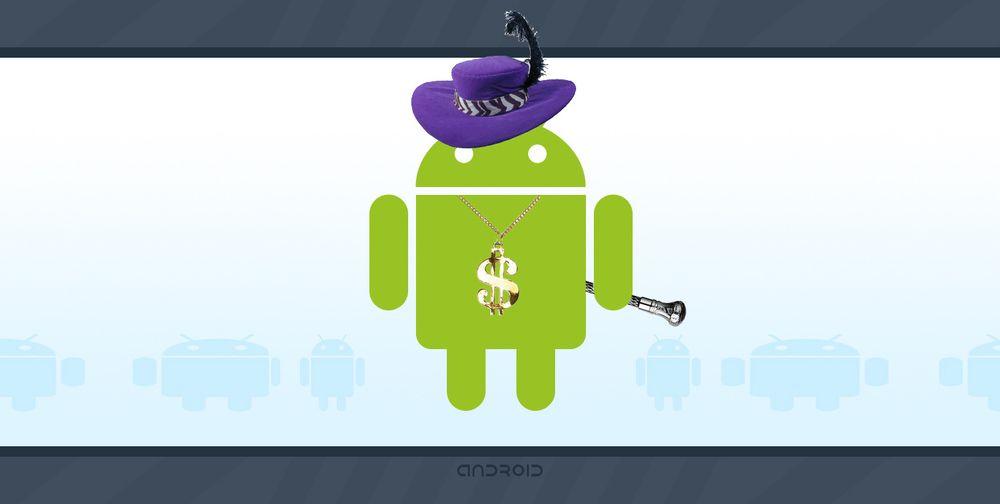 Nå får du snart betalte Android-apps
