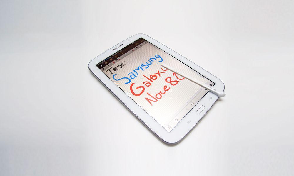TEST: TEST: Samsung Galaxy Note 8.0